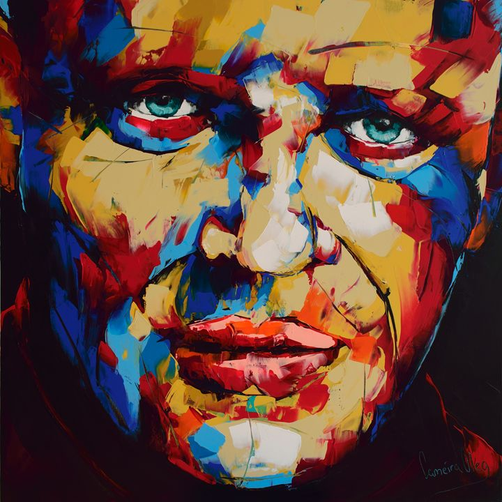 Anthony Hopkins - Oleg Cameira Art