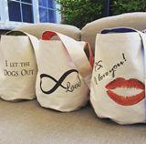 Canvas reversible bags