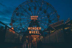 Anyway, Here's Wonder Wheel