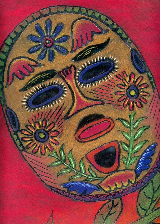 Mask 1 - KRGilman