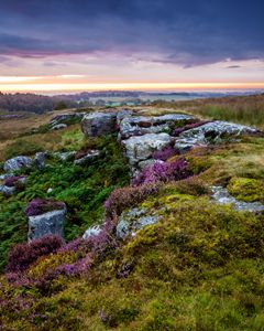 Dawn at Shaftoe Craggs #2