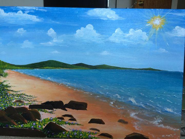 Beach - Cuong Lam