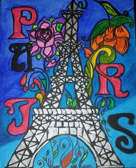 Paris - Linda mock