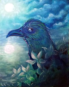 Crow Moon Medicine