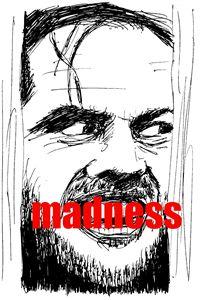 Jack Nicholson The Shining