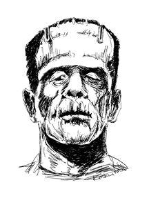 Frankenstein - Movie Character