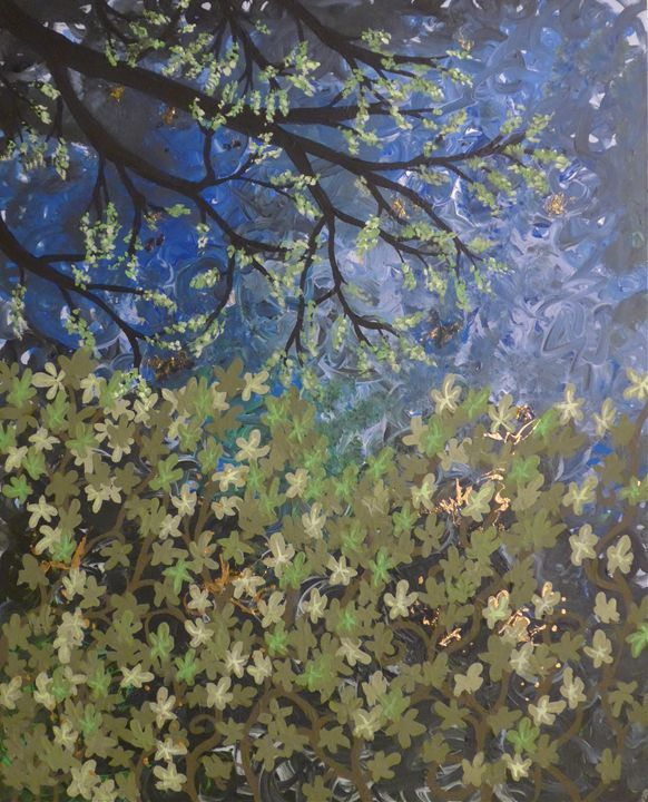 Leaves and Branches - Sue and Frank's Art Gallery
