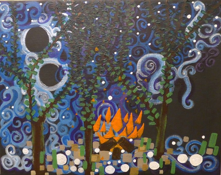 Five Elements - Sue and Frank's Art Gallery