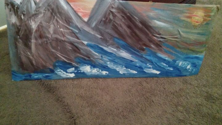 Quiet Mountains - Winter Storm
