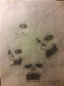 The Spirits of the Ghost Rider