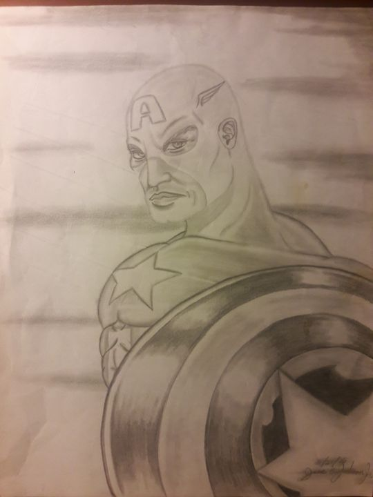 Captain America - !!!FREE YOUR MIND!!!