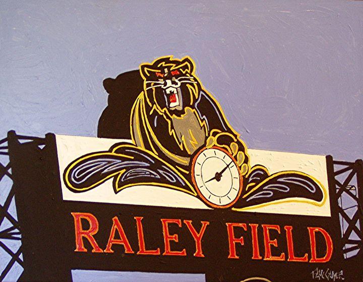 RALEY FIELD, WEST SACRAMENTO - Paul Guyer