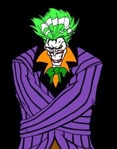 Straight Jacket joker