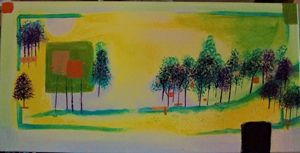 """""""Abstract Landscape"""""""