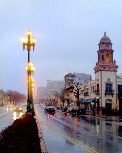 Plaza Rain 34