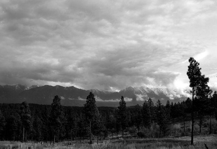 Canadian Rockies - Bill Love