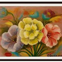 Flowers - E. Garcia