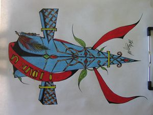indian cross