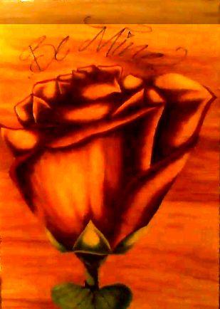 LOVE ROSE - CUSTOM ART MASTERPIECES