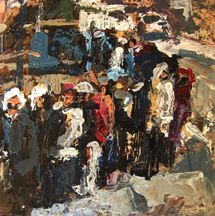 Pay day - Fikile Mqhayi art world