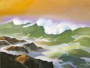 Seascape Painting 7
