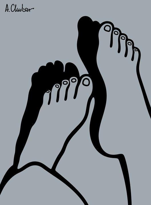 Feet - Alexander Chubar