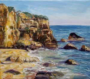 Sicilian rocks