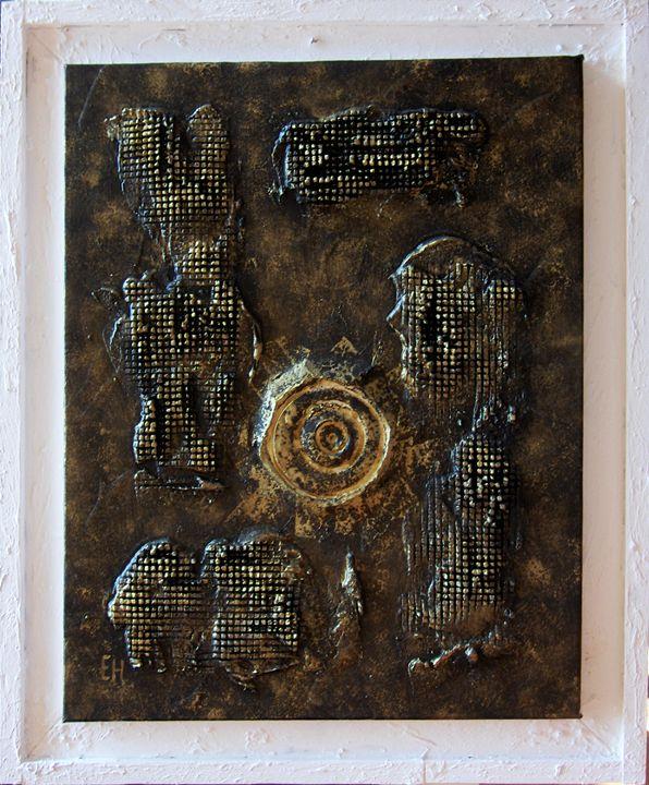 Quadrille - Peintre design 3D
