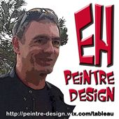 Peintre design 3D