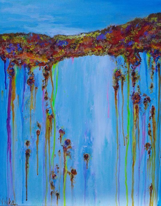 """Rusty Flowers"" - Nika Andreiko"