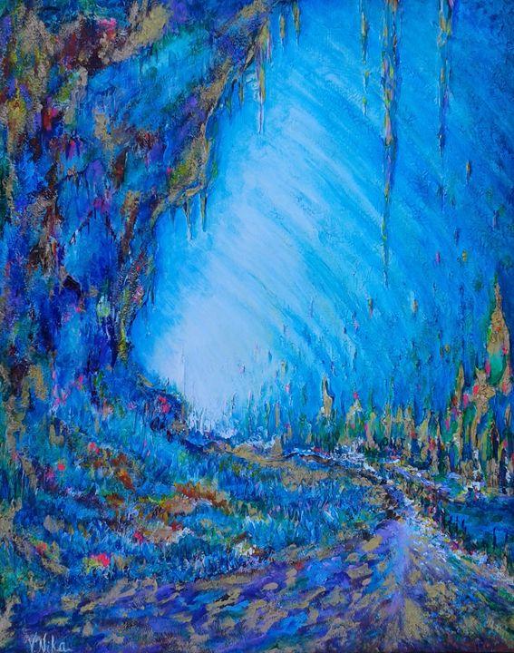 """Memory of Atlantis"" - Nika Andreiko"