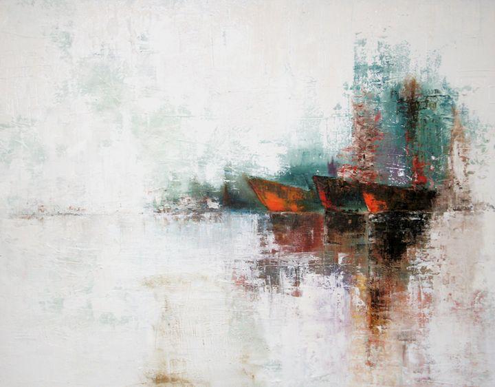 ' Early morning' - Marina_Emphietzi art Gallery