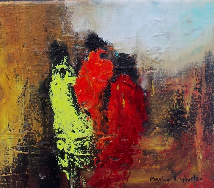 Impressions II - Marina_Emphietzi art Gallery