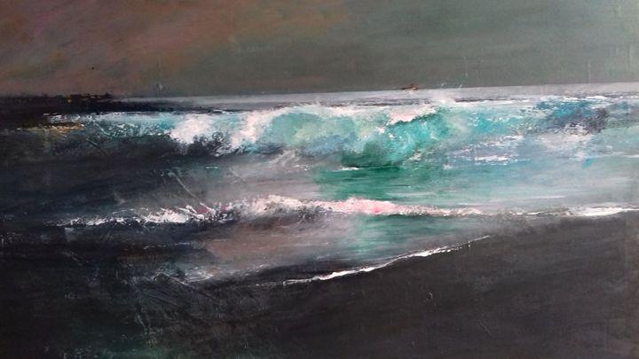 'The sea' - Marina_Emphietzi art Gallery