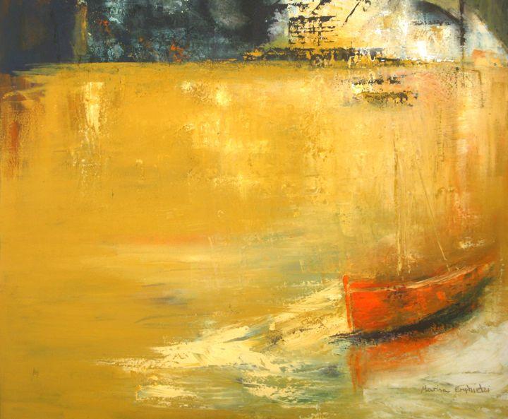 Sailing - Marina_Emphietzi art Gallery