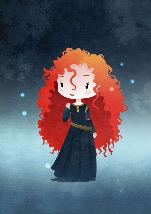 Princess Marida - DevilleART