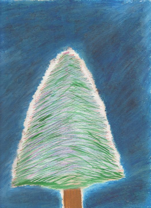 Christmas Tree - DDSartwork