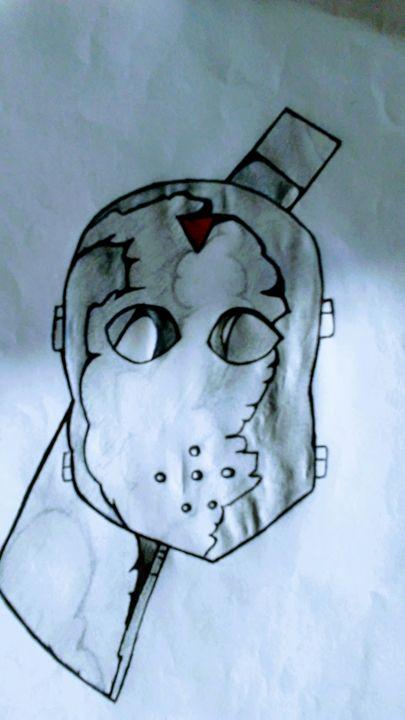 Jason friday the 13th - Jonesoffspring