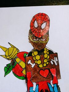 Spiderman by OdysseyFluxx for Joneso