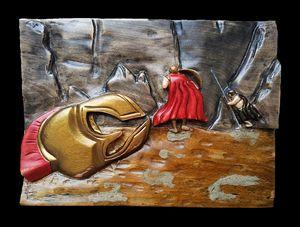 Leonidas -the battle of Thermopylae
