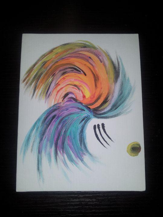 """""""Dandelion"""" - Inner Child Artwork"""