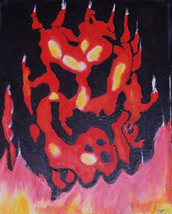Flame Land
