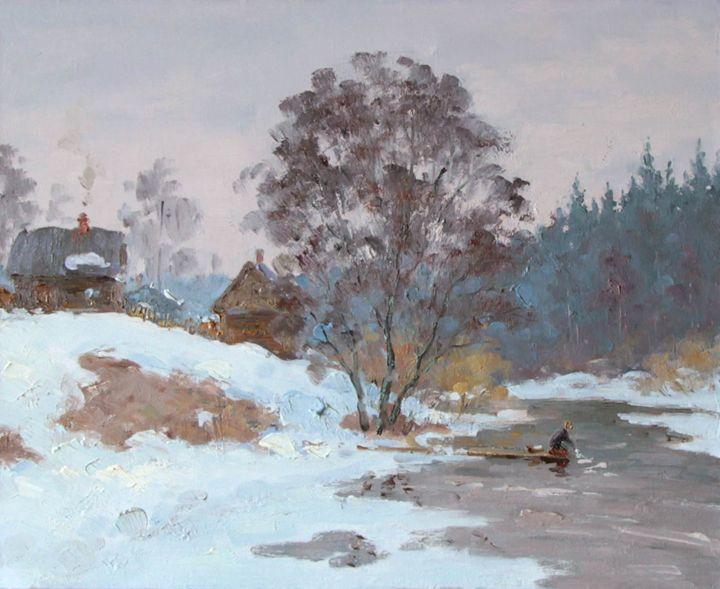 Spring - Alexandrovsky