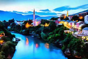 Mostar Dzamija