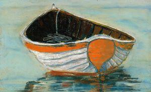 Boat by Grace Fong