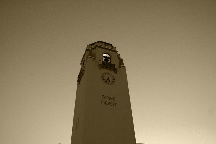 Clock tower - Austun's Photography
