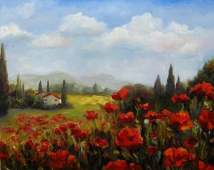 Beyond the Poppies