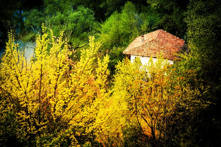 A lonely house - Ivan Banchev Photography