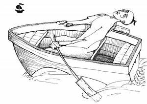 Illicit rowing