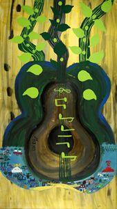 Guitar of Cancun